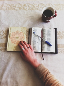 Bible&coffee